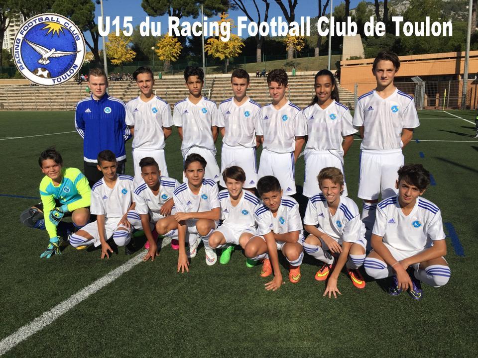 Festival d'Armor 2016 : Tournoi des U15 ans, Racing CF Toulon  la carte de l'originalité 1