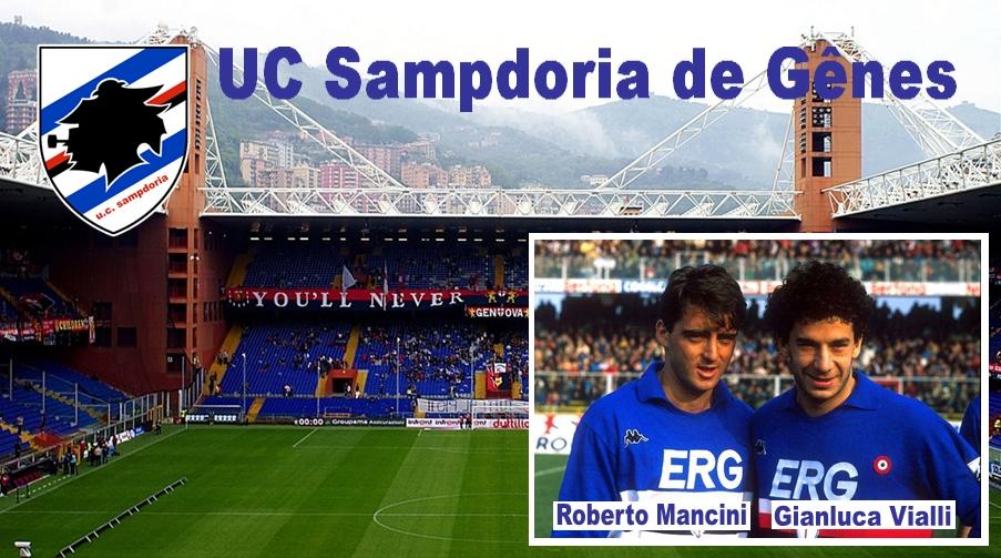 La Sampdoria de Gênes vient dorer l'affiche en U17 ans 1