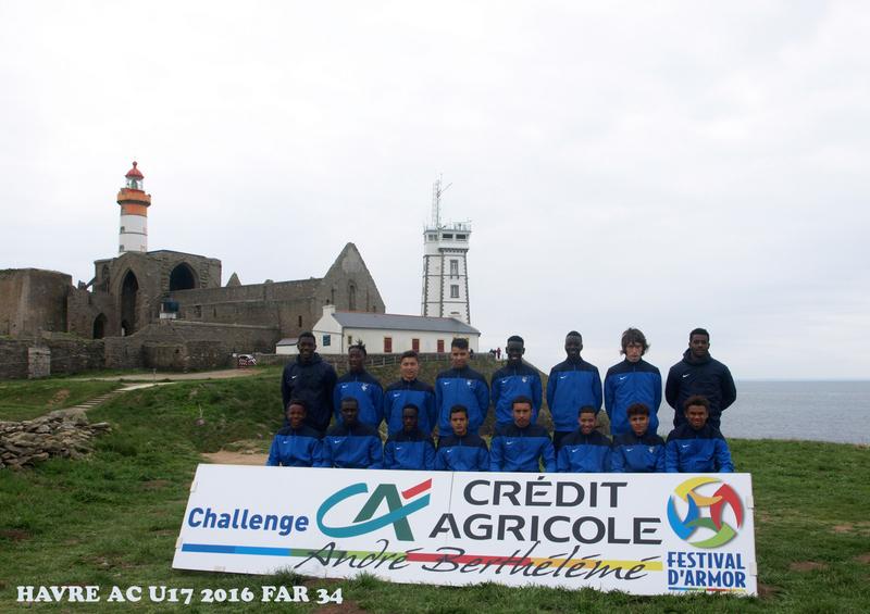 2016- FAR 34- Les équipes U17 à Saint Mathieu. 1