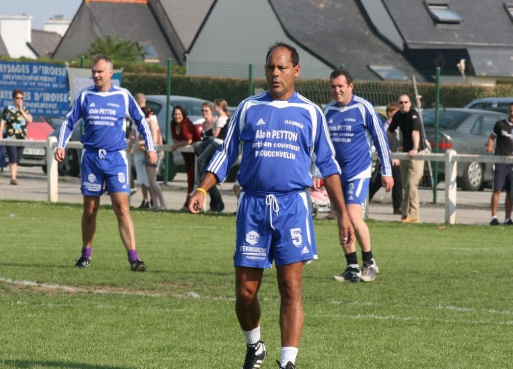 Roberto Cabanas fut le parrain du Festival d'Armor en 2008 1