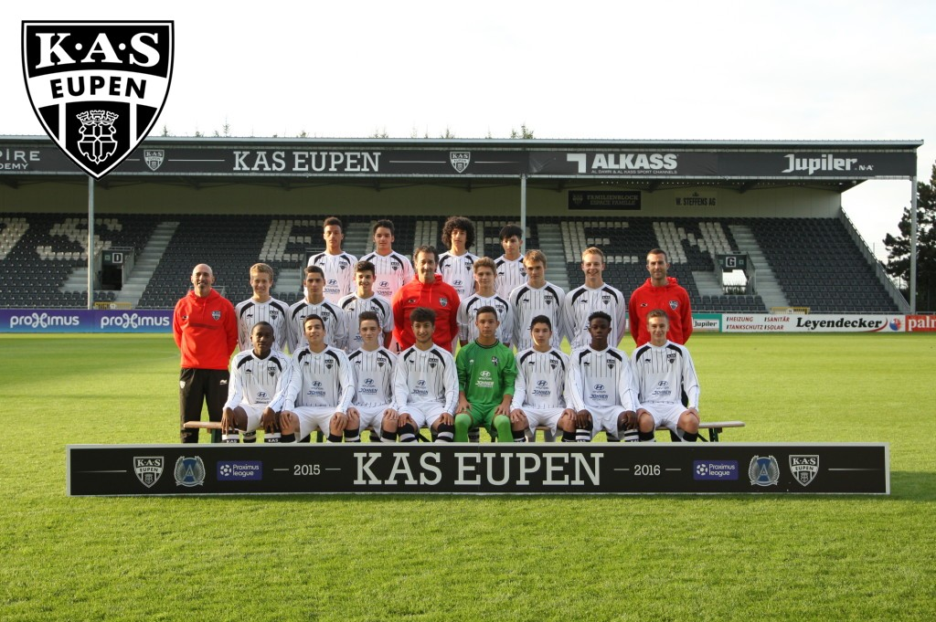 Le KAS Eupen supplée le Partizan Belgrade 1