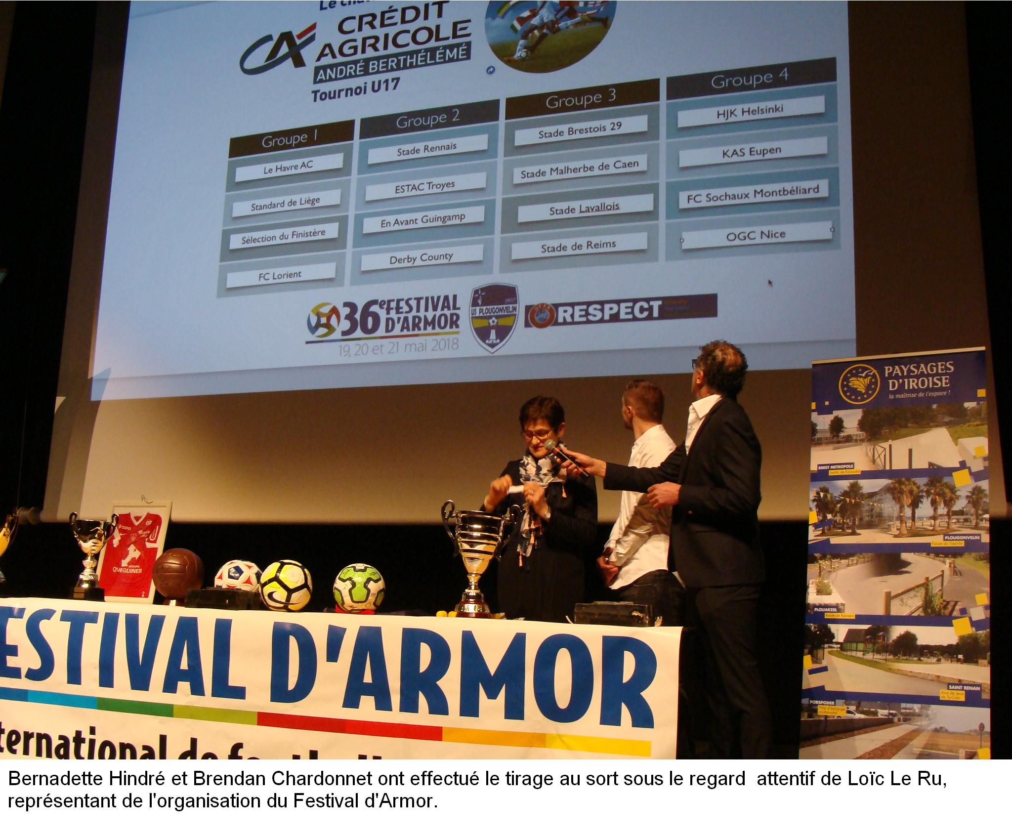 36è édition du Festival d'Armor : Des poules indécises 1