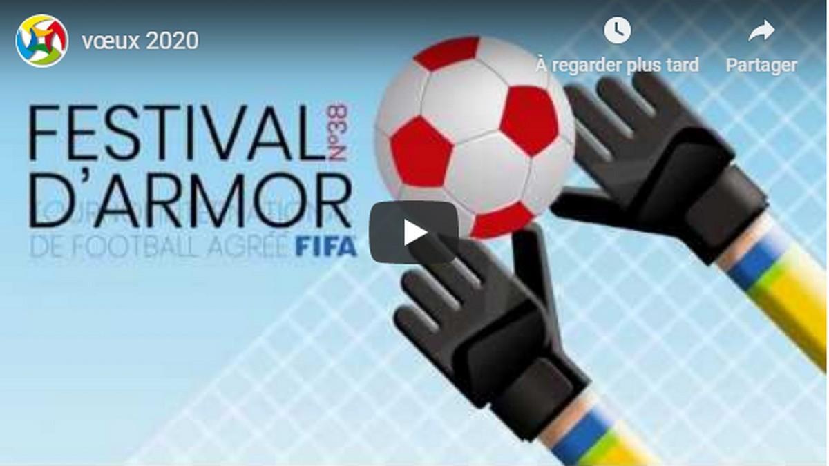 Festival d'Armor : Voeux pour 2020 1