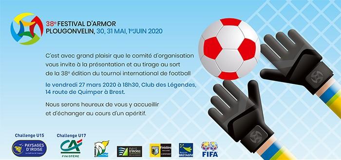 Edition 2020 - Invitation au Tirage au sort du 27 mars 1
